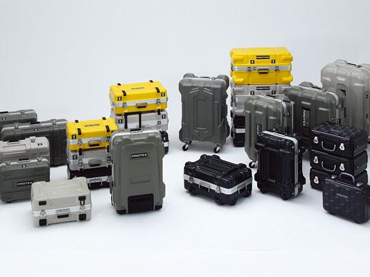 樹脂製ハードケース PROTEX CORE