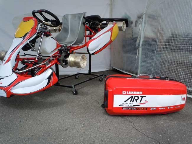 PROTEX 阪口晴南 Racing R-1