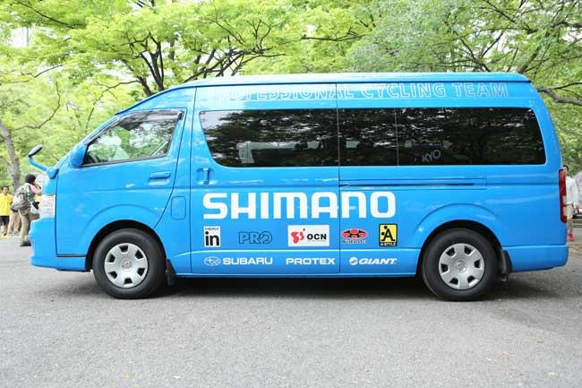 PROTEX シマノレーシング SHIMANO Racing